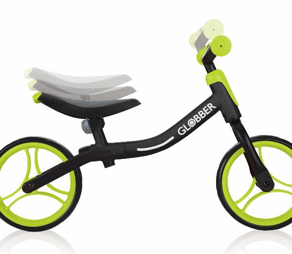 Bicicleta Balance Globber lime green