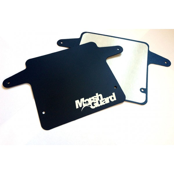 Portanúmero Marshguard con adhesivo