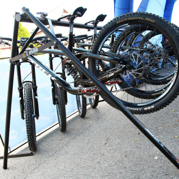 Stand para eventos Unior (hasta 10 Bikes)
